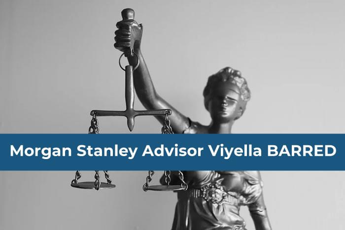Morgan Stanley Advisor Viyella BARRED